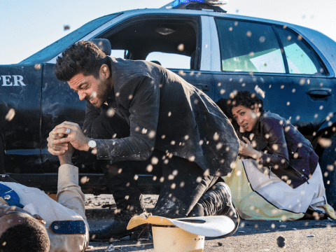Dominic Cooper reveals Preacher season 2 will end on a 'shocking and brutal' cliffhanger