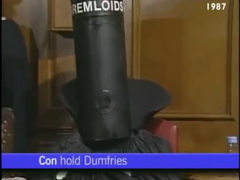 Who is Lord Buckethead? His manifesto and policies explained