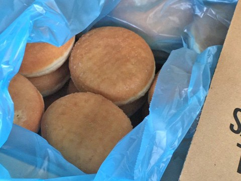 Suspicious package found in Westminster turned out to be doughnuts