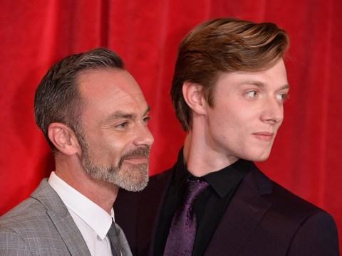 Coronation Street stars Rob Mallard and Dan Brocklebank split after short romance