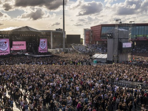 Manchester emergency fund reaches almost £10 million after One Love concert