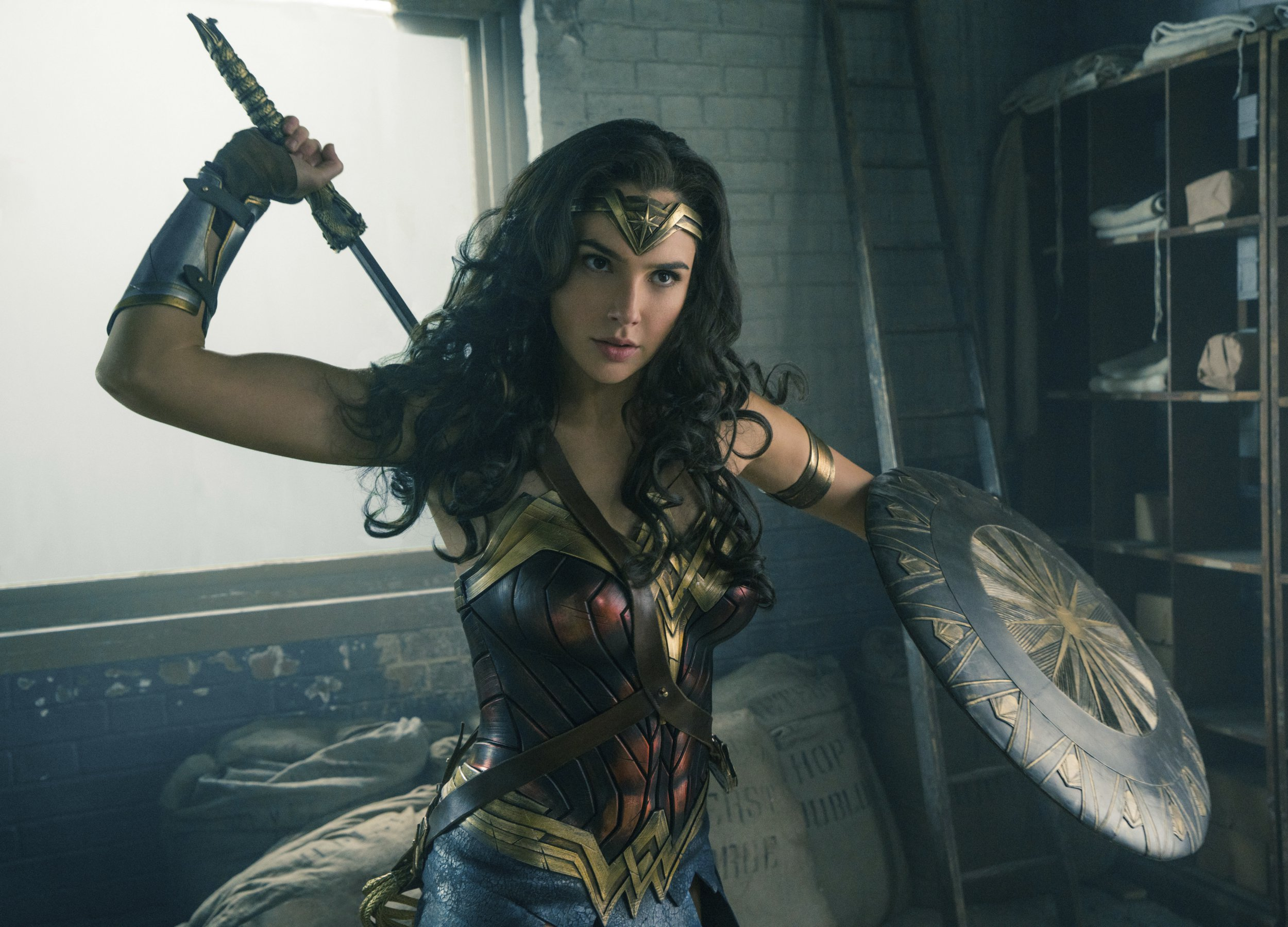 Why Wonder Woman's Gal Gadot was only paid $300,000 – and how Superman Henry Cavill cashed in £46million