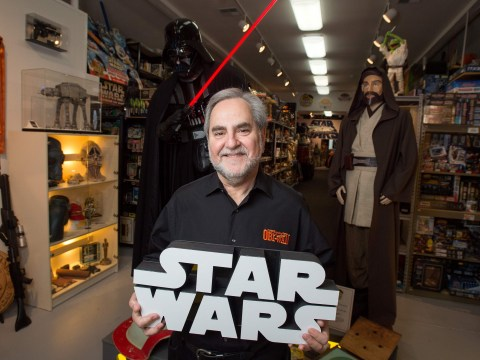 Owner of the world's most extensive Star Wars collection had $200,000 worth of items stolen