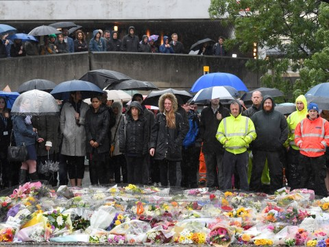 Minute's silence held for victims of London Bridge terror attack across UK