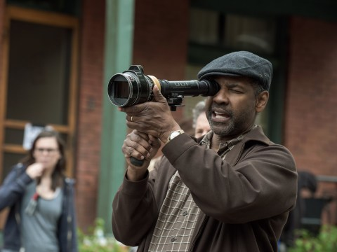 Denzel Washington on August Wilson's Fences: 'It's not limited to any race or culture'