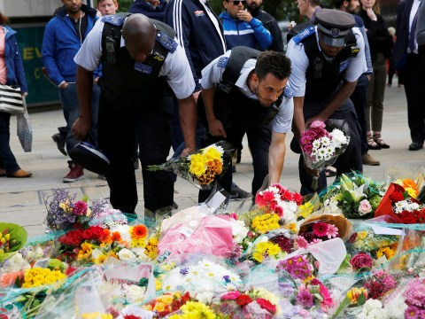 Police officer injured in London Bridge attack says 'sorry he couldn't do more'