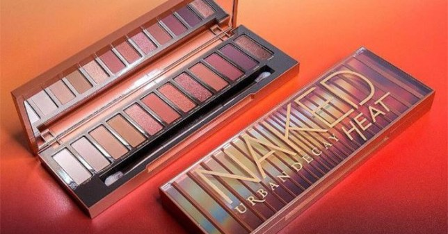 Urban Decay's new Naked Heat palette is all we want for summer