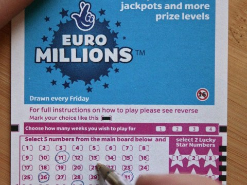 Hunt for lottery winner who has just one week to claim £1,000,000 winnings