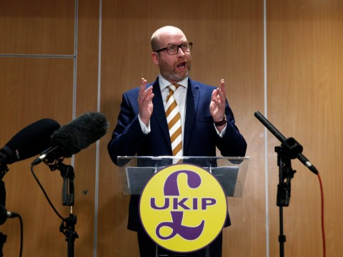 Paul Nuttall resigns as leader after Ukip fail to win a single seat