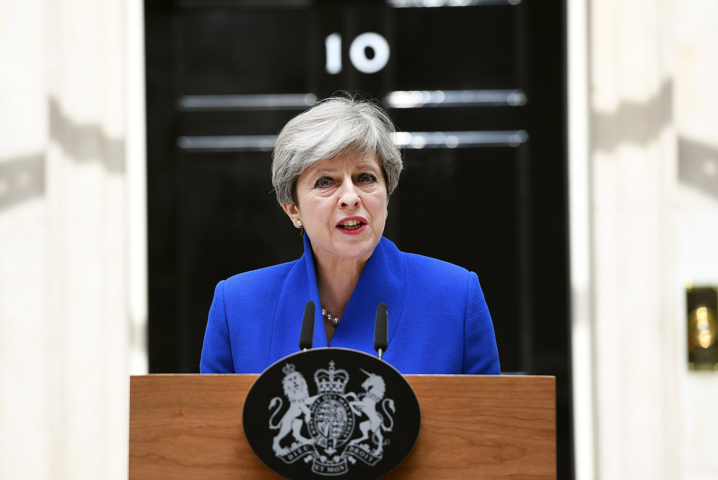 Theresa May 'wanted to drop strong and stable slogan because it made her look stupid'