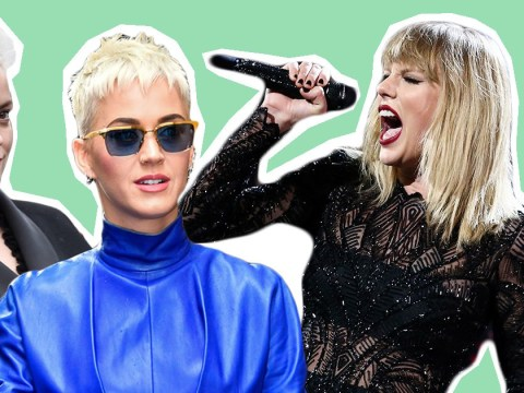 Lily Allen thinks Taylor Swift is 'mean' for returning to Spotify on same day Katy Perry's album drops