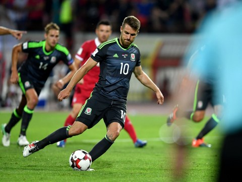 Aaron Ramsey's awesome Panenka penalty was a MISTAKE, says Wales legend Dean Saunders
