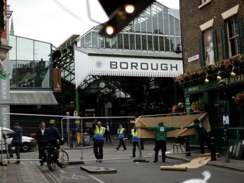 Borough Market set to reopen tomorrow with bell in memory of victims