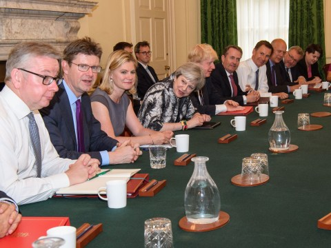 Tory cabinet members in 'secret talks with Labour to secure soft Brexit'