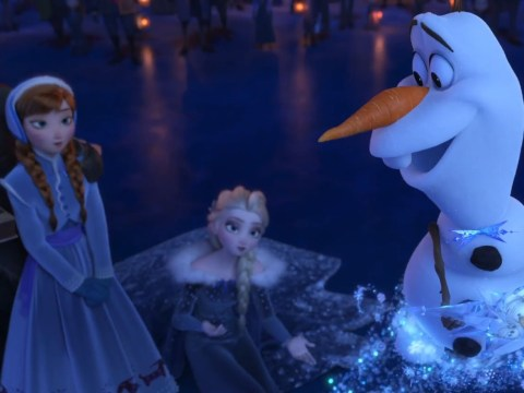 First-look at Olaf's Frozen Adventure as Princesses Anna and Elsa return for Christmas spin-off