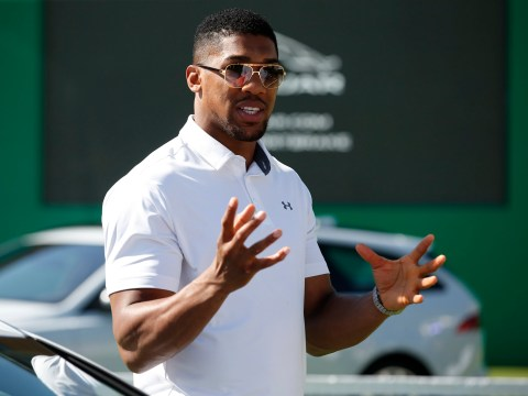 Las Vegas and Nigeria possible destinations for Anthony Joshua's rematch with Wladimir Klitschko