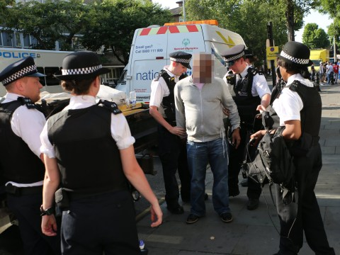 Man arrested for 'opening body bags and taking pictures of Grenfell victims'