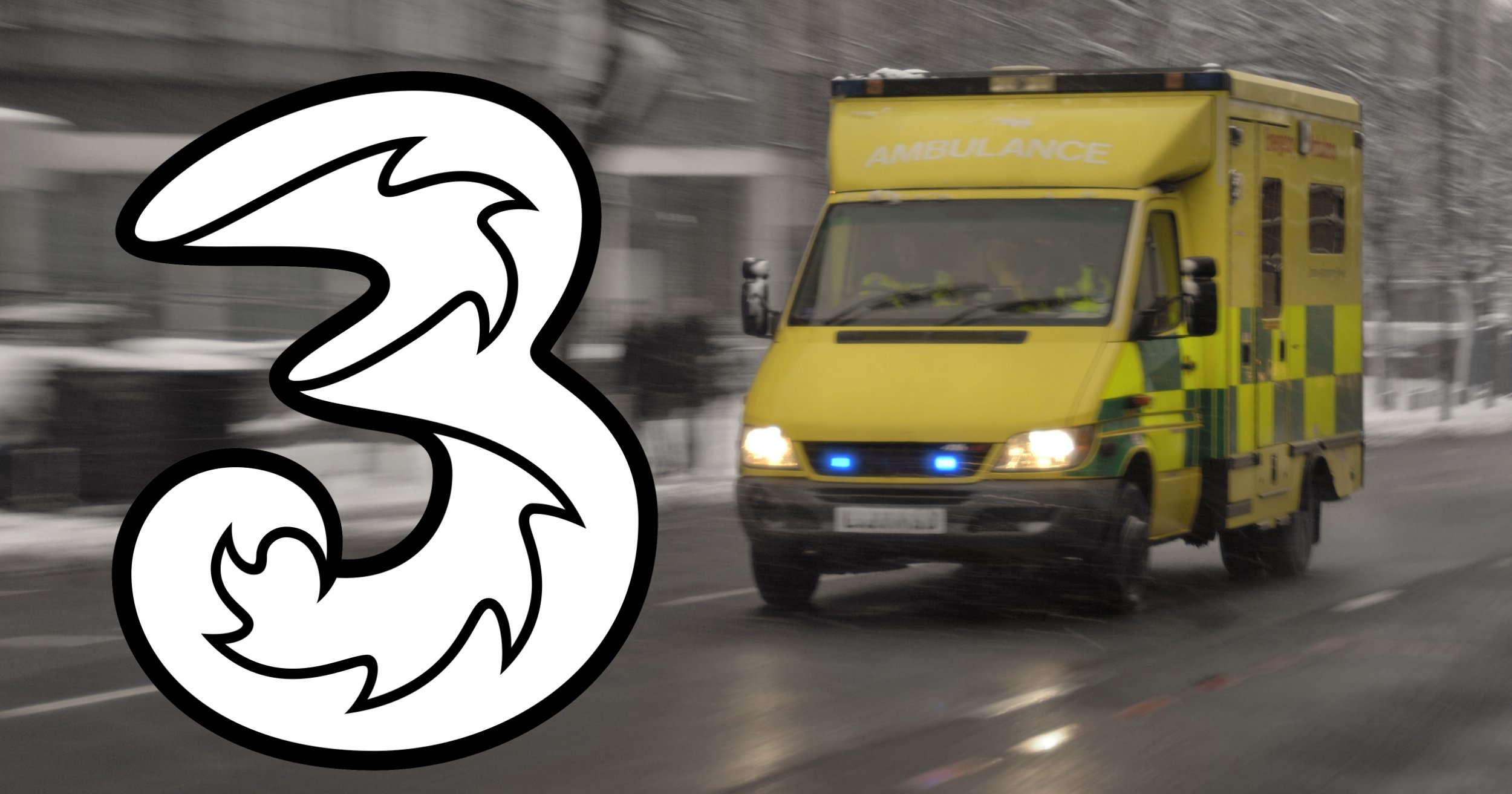 Three fined almost £2m after customers could not ring 999
