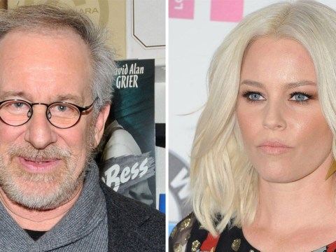 Elizabeth Banks apologises for saying Stephen Spielberg had never worked with a female lead