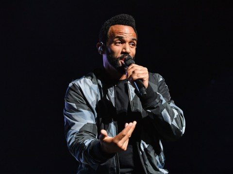 Craig David floors Glastonbury with his No Scrubs mash up
