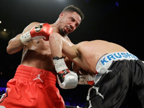 Andre Ward dismisses controversial win after Paulie Malignaggi labels stoppage decision as 'terrible'