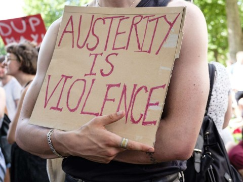 Hopes that austerity was nearing its end have just been dashed