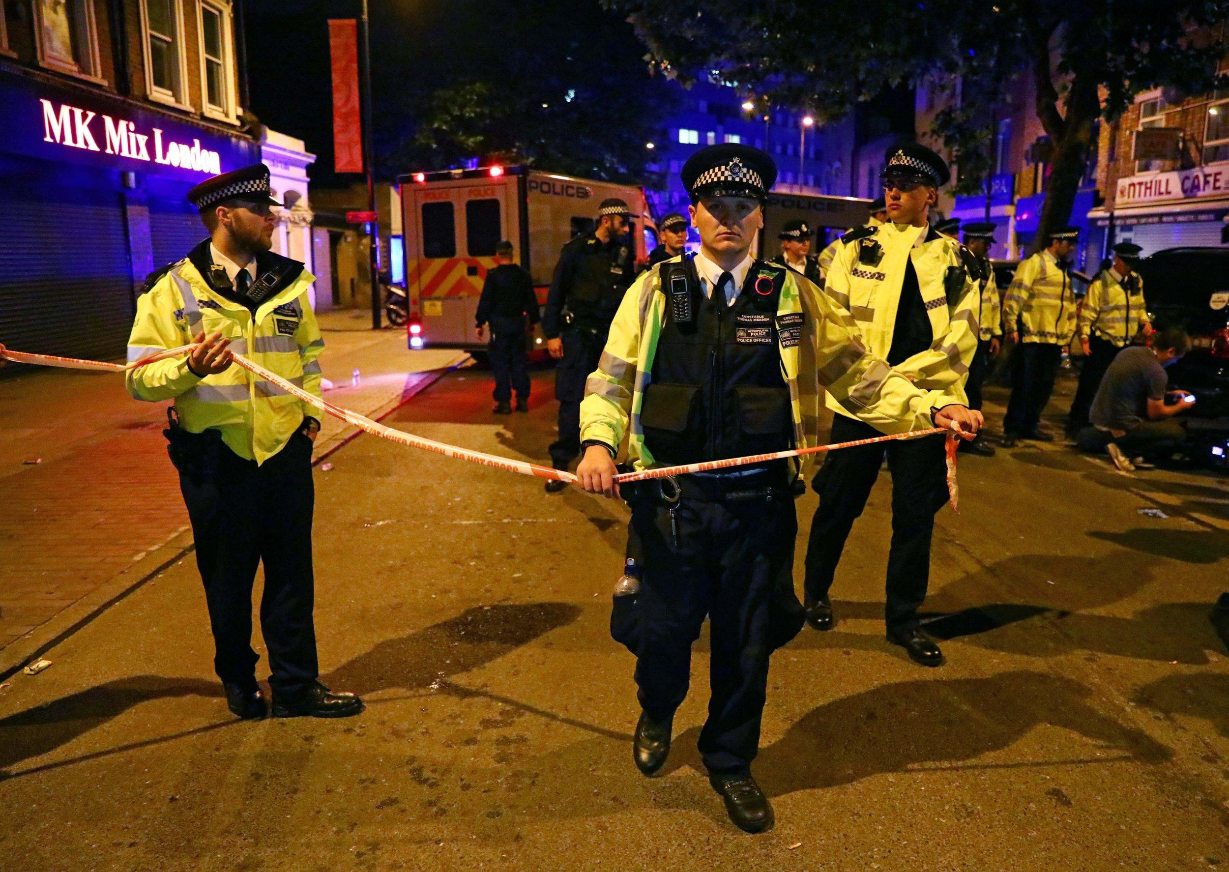 Muslim Council of Britain condemns Finsbury Park mosque attack