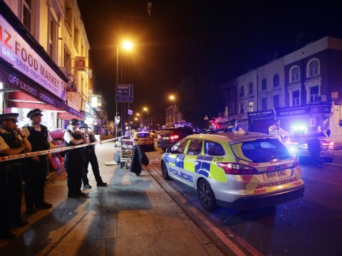 Theresa May describes Finsbury Park mosque attack as a 'terrible incident'