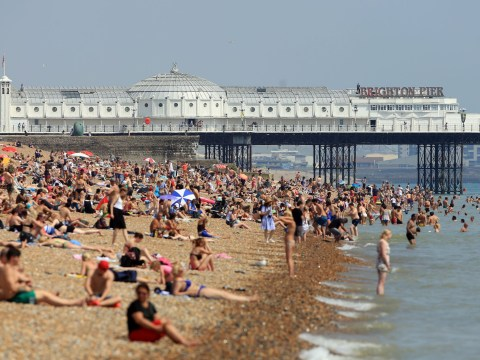 Get ready for 30C mini heatwave next week as Spanish winds set temperatures soaring