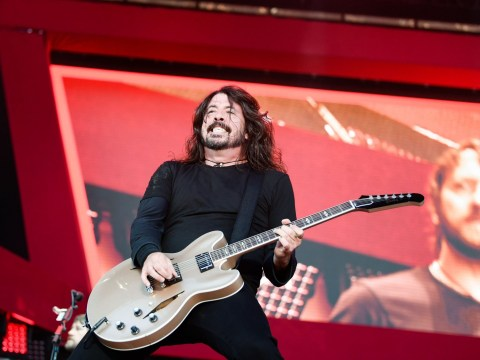 Foo Fighters' Glastonbury rider revealed to be not very rock n roll