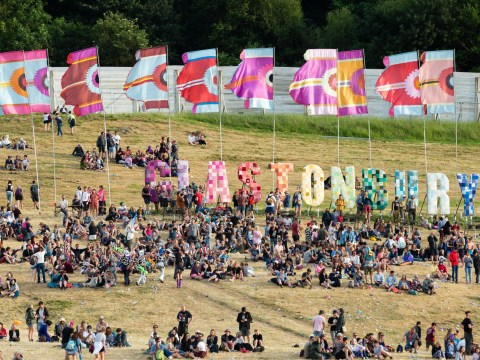 Glastonbury to hold a minute's silence in tribute to the victims of the London and Manchester terror attacks