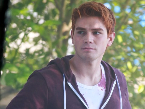 First pictures from Riverdale season 2 tease new 'trouble' cast members
