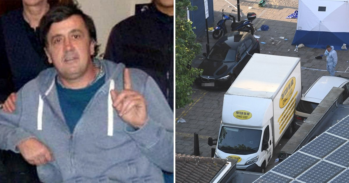 Finsbury Park suspect Darren Osborne charged with terrorism-related murder