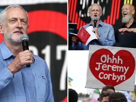 Jeremy Corbyn's powerful speech to thousands on Glastonbury's Pyramid Stage