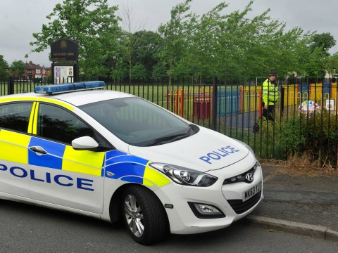 Teenager arrested after girl, 8, raped in Manchester park