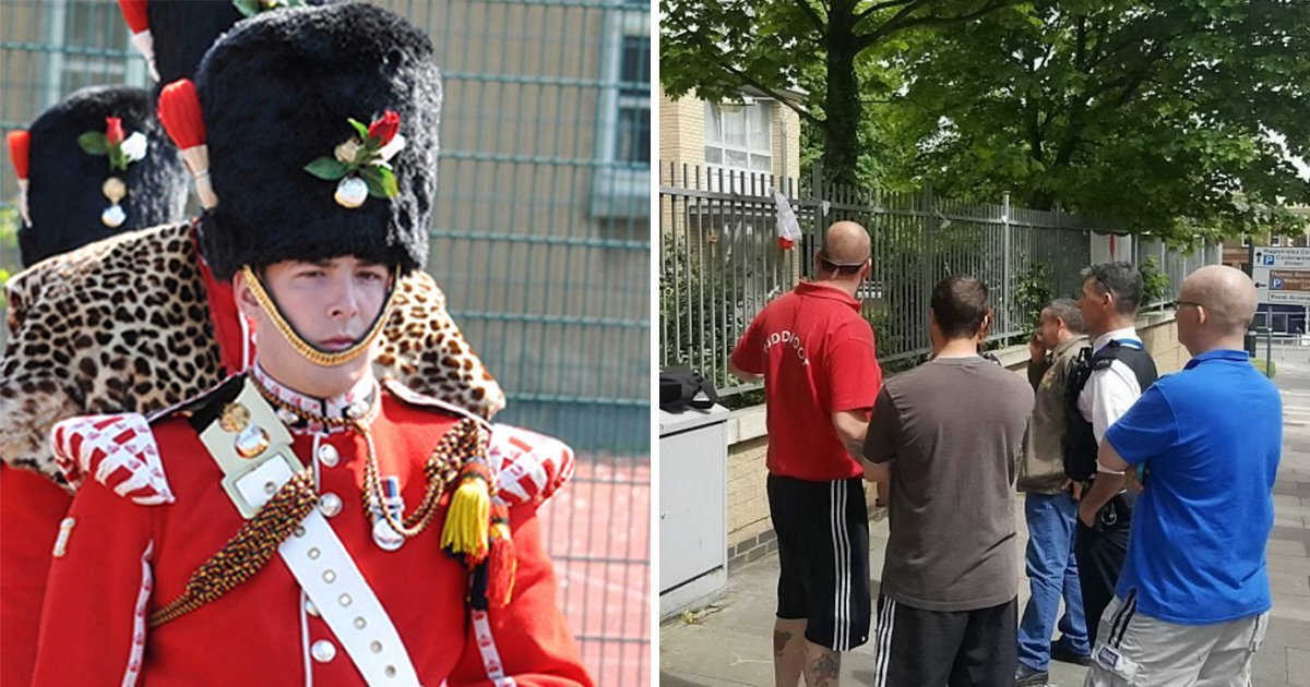 Vandals trash Lee Rigby's memorial days before anniversary of his brutal murder