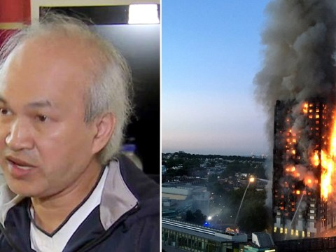 Pictured: Man who 'pretended he'd lost his wife and son in Grenfell Tower fire'