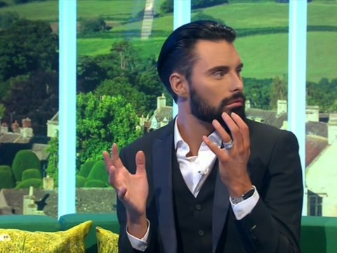 Rylan Clark-Neal breaks down after Big Brother hosted a surprise anniversary party