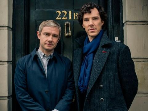 Andrew Scott says don't expect Sherlock series 5 anytime soon