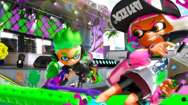 Splatoon 2 - will you be joining in this weekend?