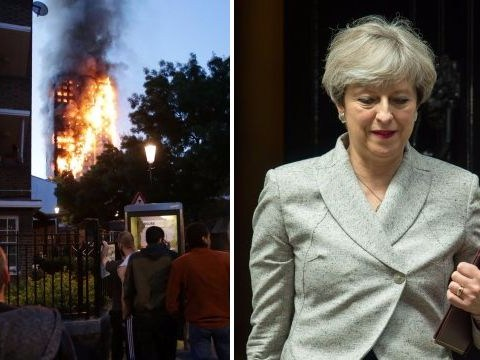 Theresa May's new advisor failed to review fire regulations in blocks like Grenfell Tower