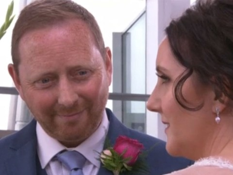 This Morning plays host to its second live wedding as Paul and Sonya tie the knot