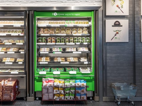 There's a third Veggie Pret on the way