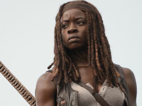 Danai Gurira joins cast of Avengers: Infinity War – does this spell doom for Michonne in The Walking Dead?