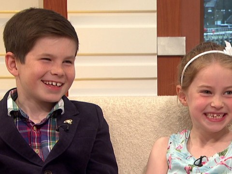 Gogglesprogs kids tell Good Morning Britain they're no fans of BBC Breakfast