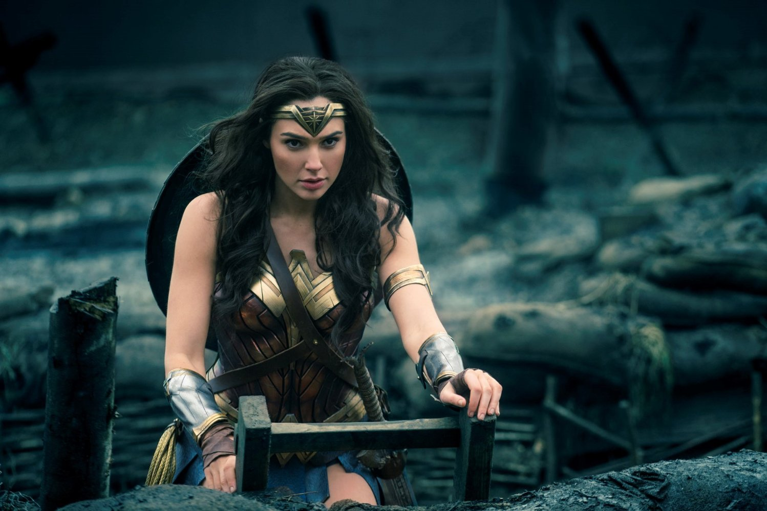 Wonder Woman's success and the focus on Batgirl brings a change to the DC Comics Universe