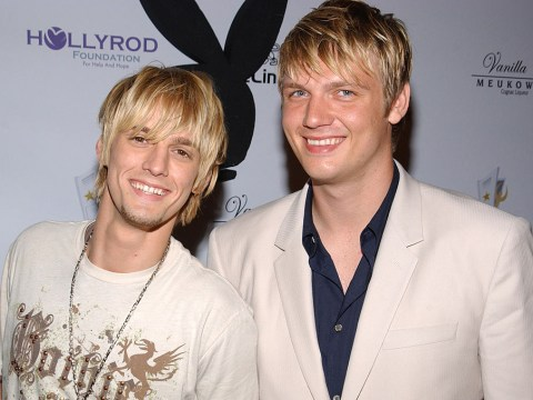 Aaron Carter slams brother, Backstreet Boys star Nick Carter, for 'kicking me while I am down'