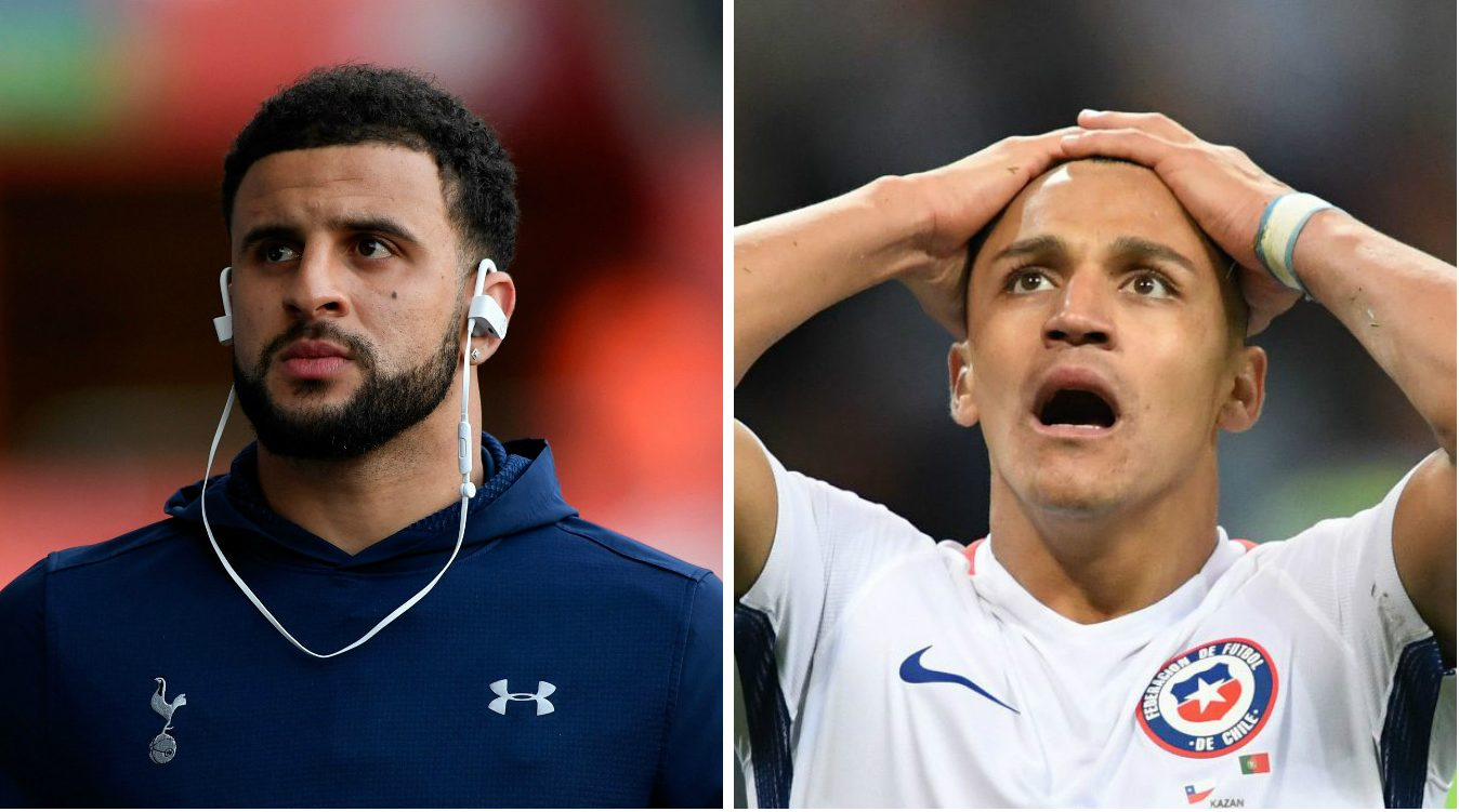 Arsenal fans speculate over Alexis Sanchez fee after Manchester City seal £50m Kyle Walker transfer
