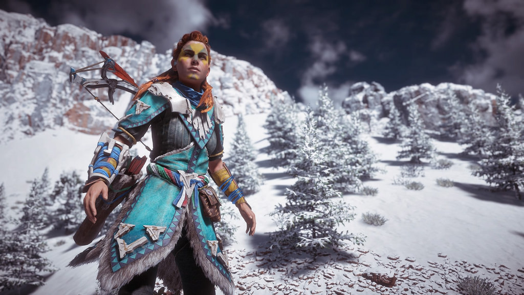 Horizon Zero Dawn - updated for free