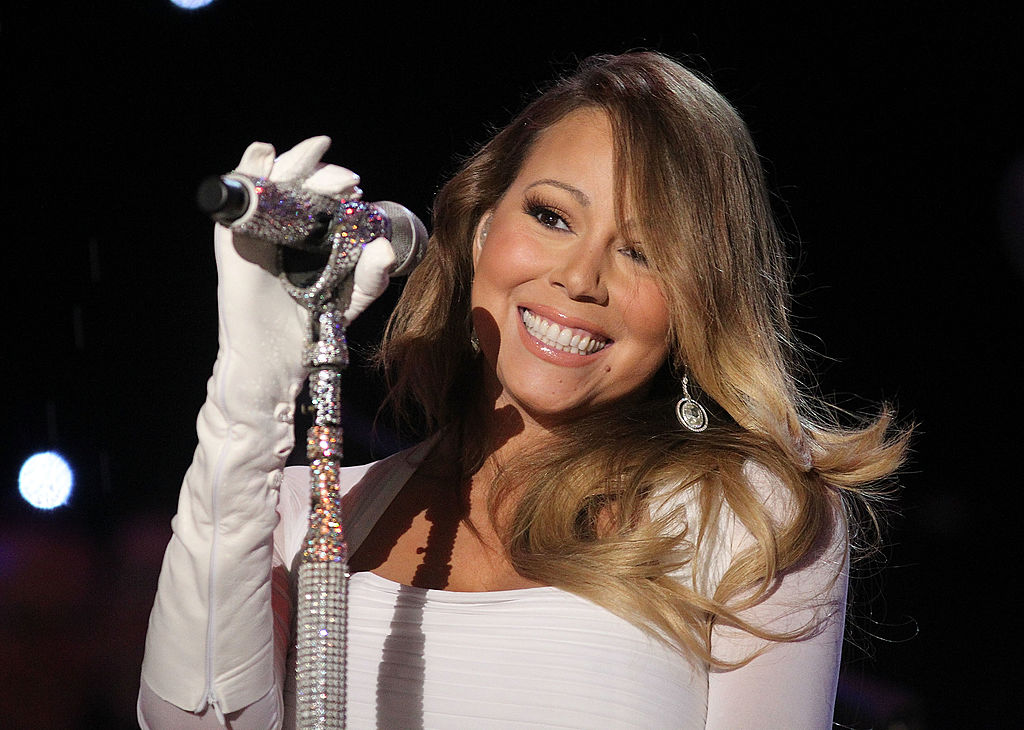 Mariah Carey still earns £2 million a year from All I Want For Christmas Is You